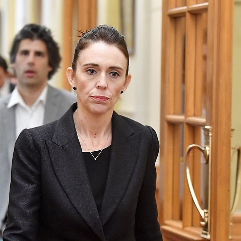 Prime Minister Jacinda Ardern on Tuesday.