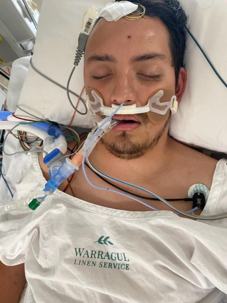 Juan Manuel Jiménez ingresado en el hospital