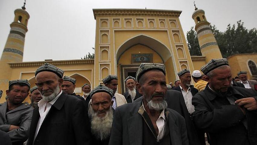 Image for read more article 'Who are China's Uighurs?'