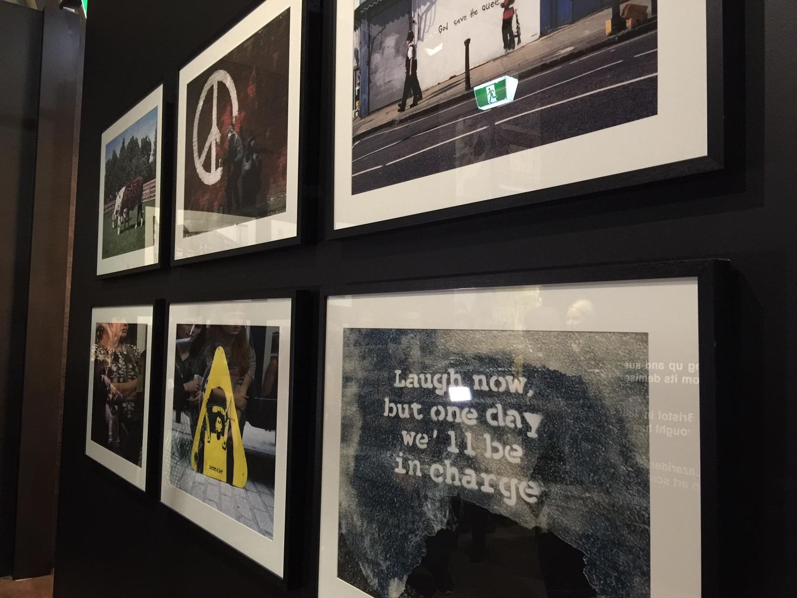 D Exhibition Melbourne : Melbourne banksy exhibition missing artist s approval