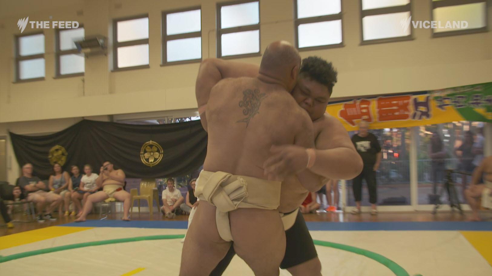 amateur wrestling Australian