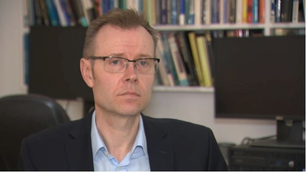 """Andrew Norton, higher education program director at the Grattan Institute. SBS News """"The difficulty is th"""