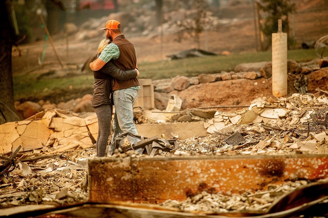 Disney Donates $500,000 to Help Those Impacted by California Fires