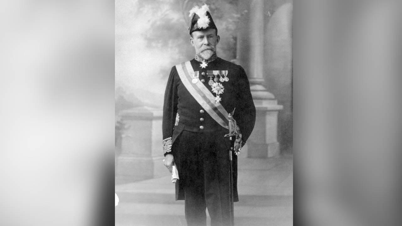 Sir William MacGregor