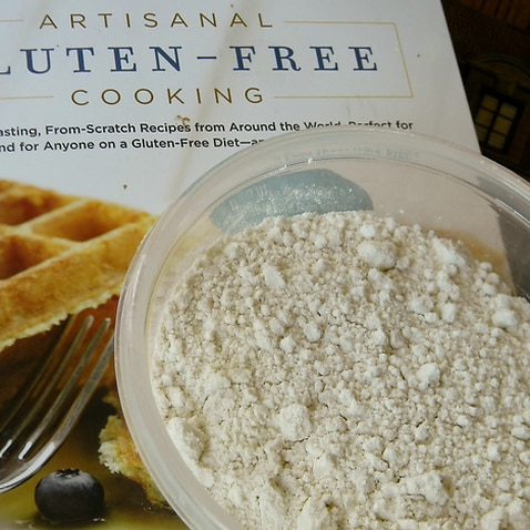 Why are so many people now choosing to go gluten-free? Sarah R/Flickr, CC BY-SA