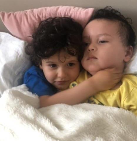Nasir and Adnan Taha