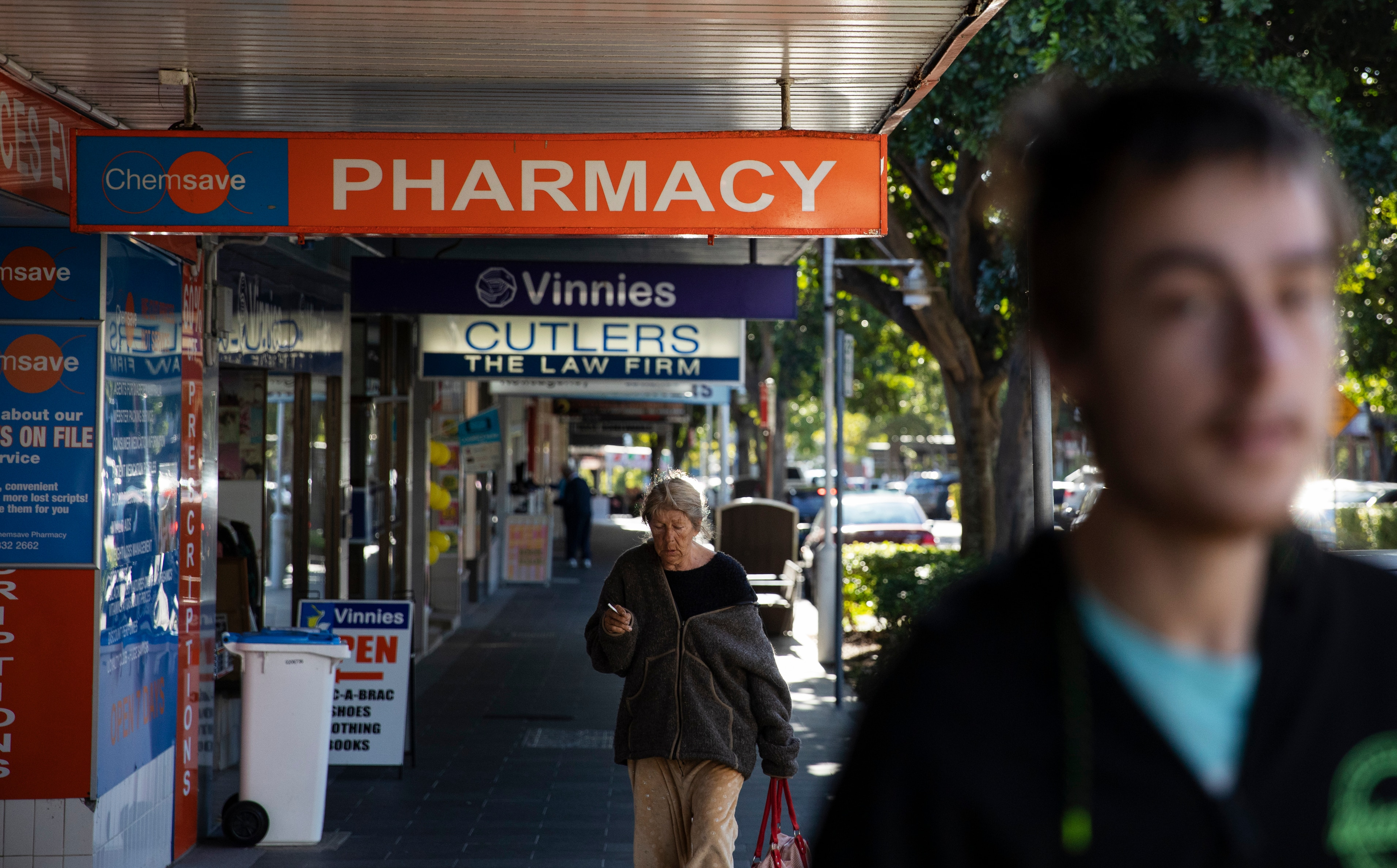 Pharmacies have been given special permission to operate 24 hours a day during the pandemic.