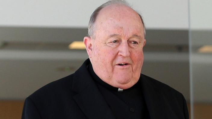 Ex-Adelaide archbishop back to the 'ranks'
