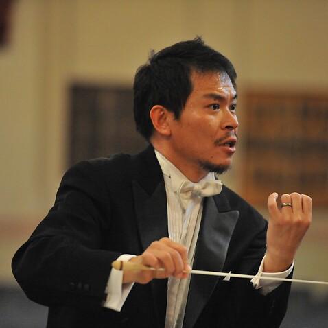 Japanese Conductor Strathfield Symphony Orchestra Sadaharu Muramatsu