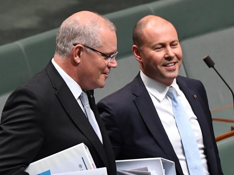Morrison Parliament