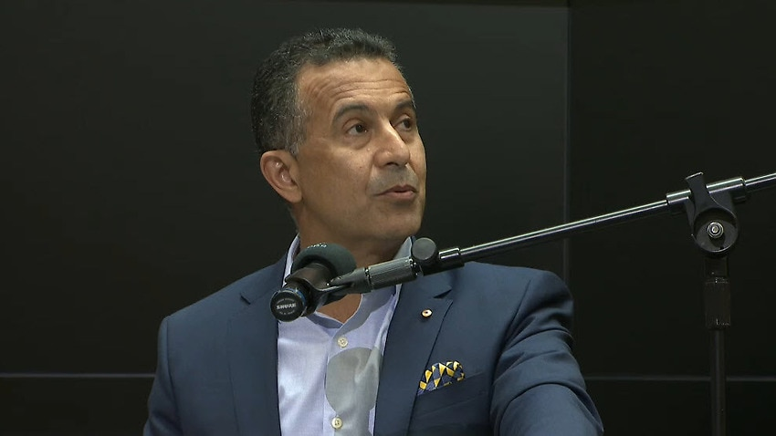 Image for read more article 'Tributes flow as SBS managing director Michael Ebeid steps down'