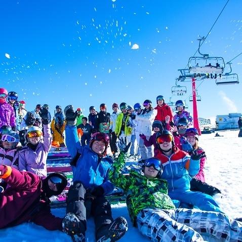 墨尔本华人滑雪俱乐部
