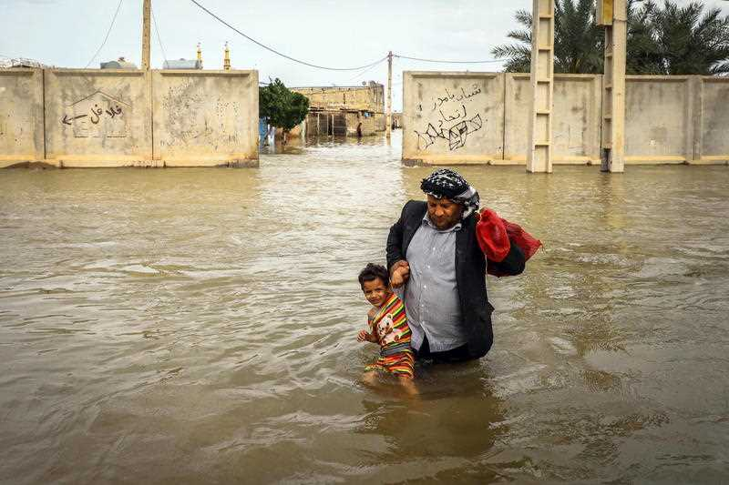 Russian Federation provides humanitarian aid to flood-hit Iran