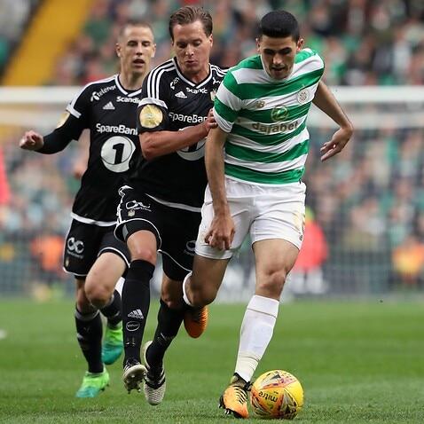Tom Rogic Celtic UEFA Champions League Rosenborg