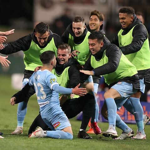 A-League Semi Final - Melbourne City v Macarthur FC