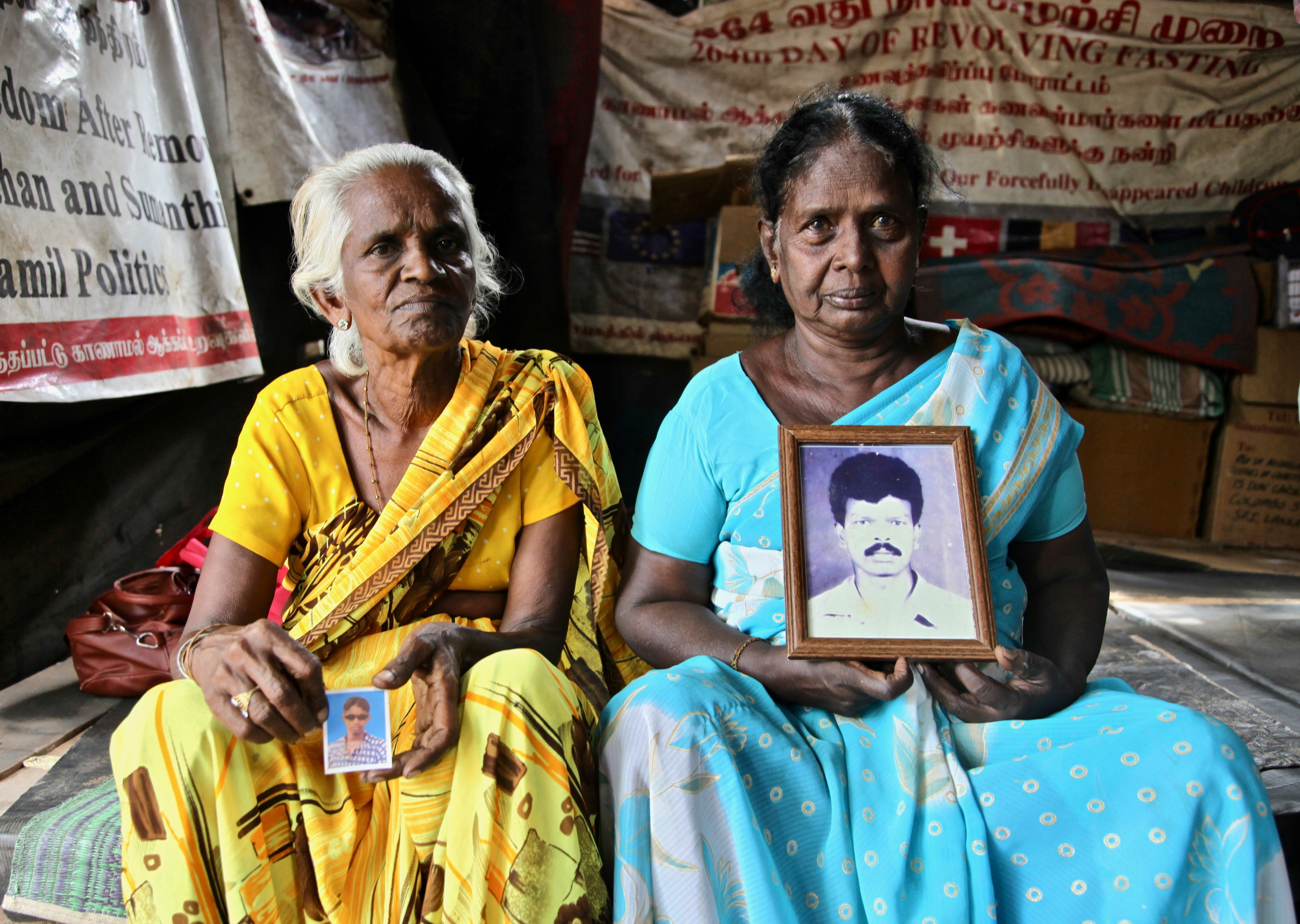 Tamil families