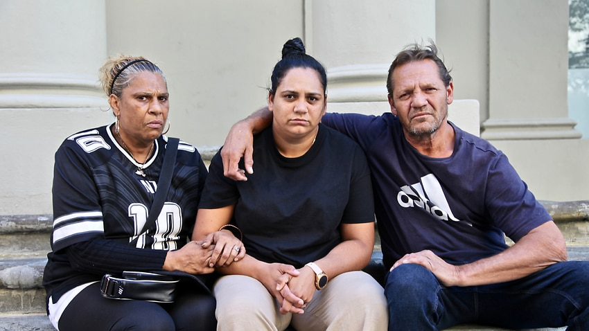 Image for read more article 'Police restraint footage played at inquest into death of Aboriginal woman Ms Wynne'