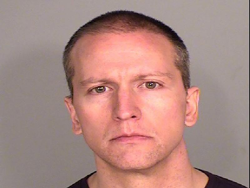 A file photo of Derek Chauvin.