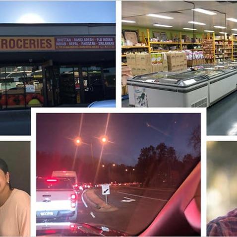NSW-Vic border closure