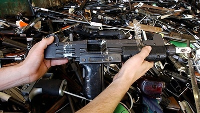 How strong are Australia's gun laws?