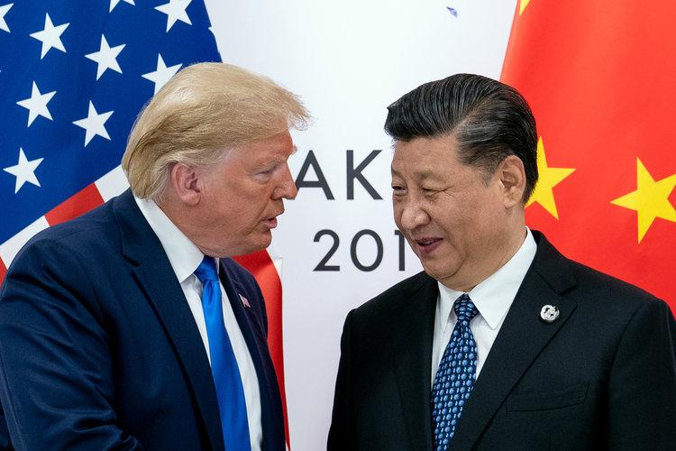 Trump Signs China Deal, Halting Trade War That Hurt Global Growth