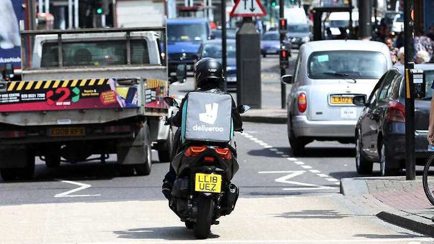 Deliveroo has lost an undisclosed number of its workers' contracts.