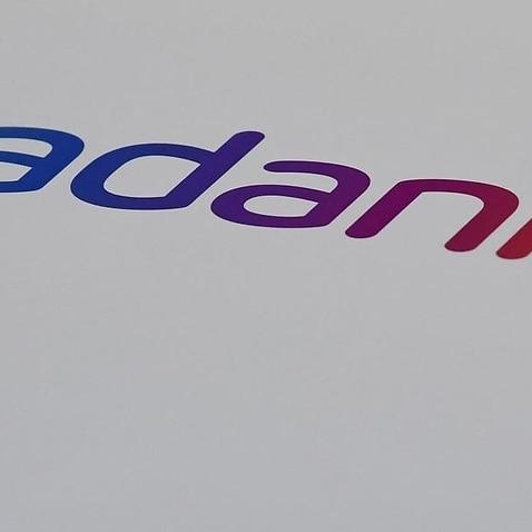 The Adani logo