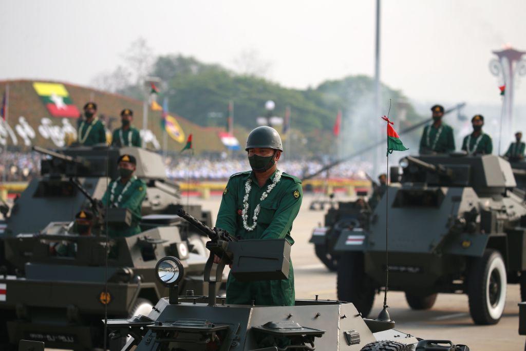 Troops U0026 39 Open Fire U0026 39 At Funeral As Myanmar Mourns Bloodiest