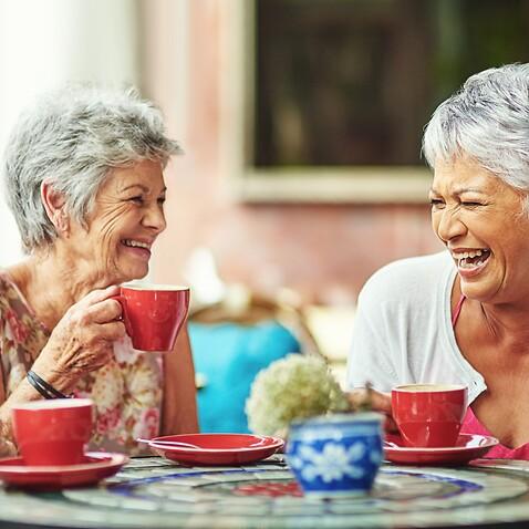 elderly and the coronavirus