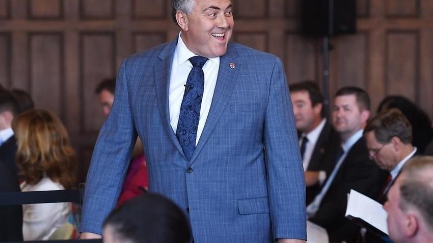 Australia's ambassador to the US Joe Hockey