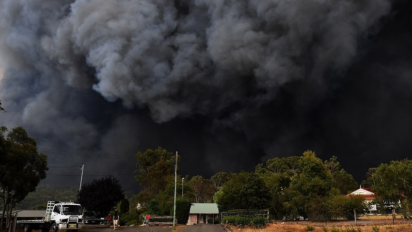 How a climate change study from 12 years ago warned of this horror bushfire season