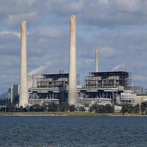 Liddell power station