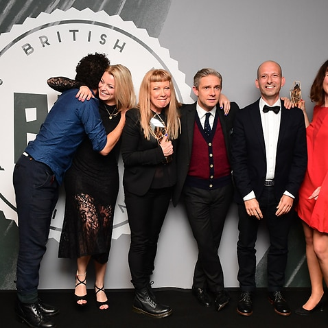 The Best British Independent Film Award for American Honey