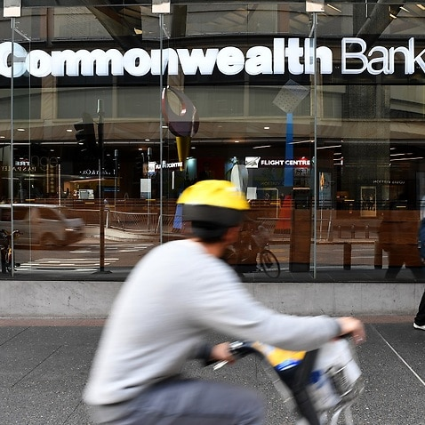 CBA shares are surging on the money laundering case deal