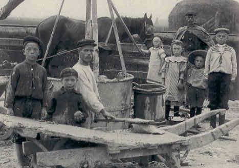 Inez van Loon, stoen factory, childrens labour