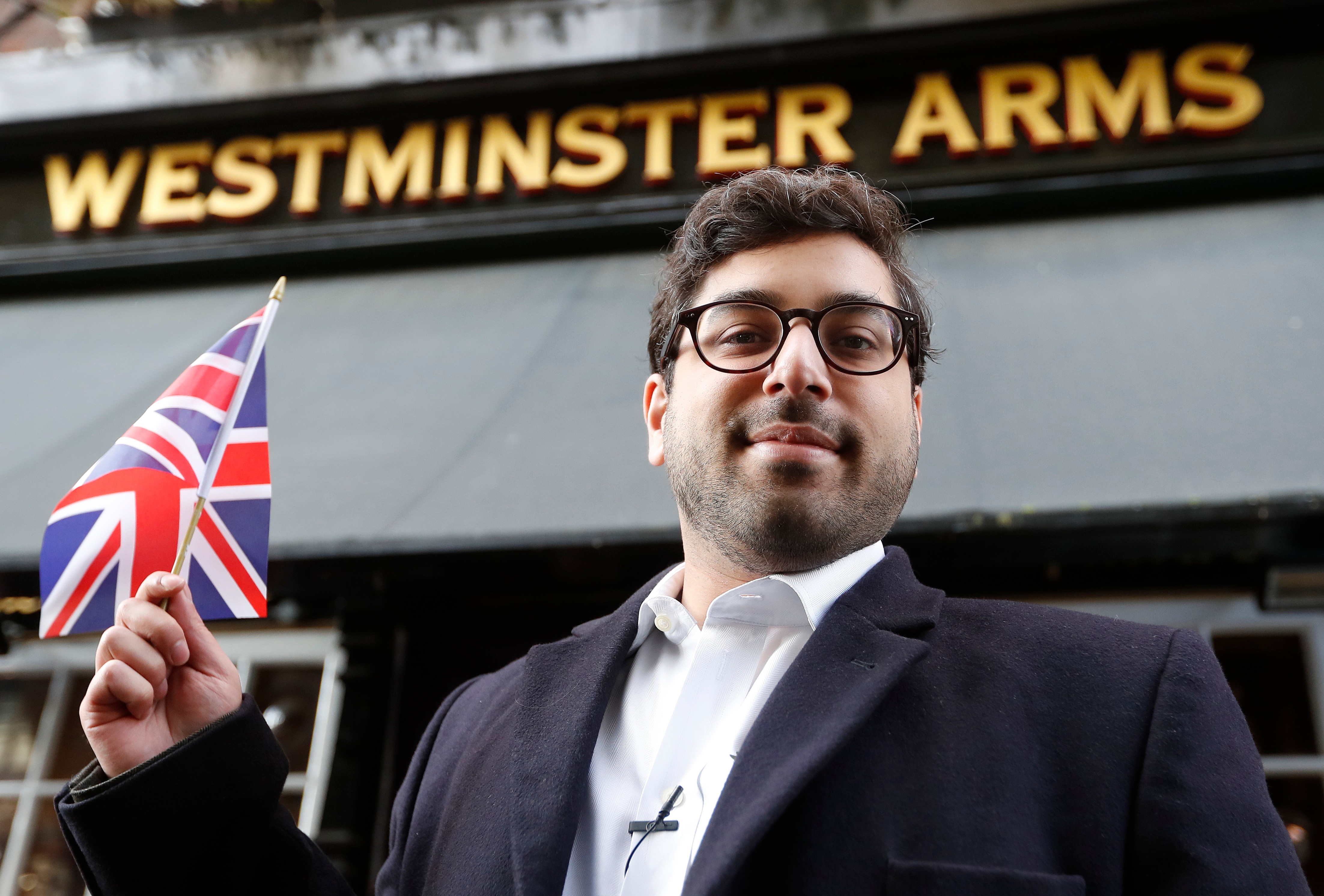 Raheem Kassam is known for making controversial statements on Islam and immigration, among other things.