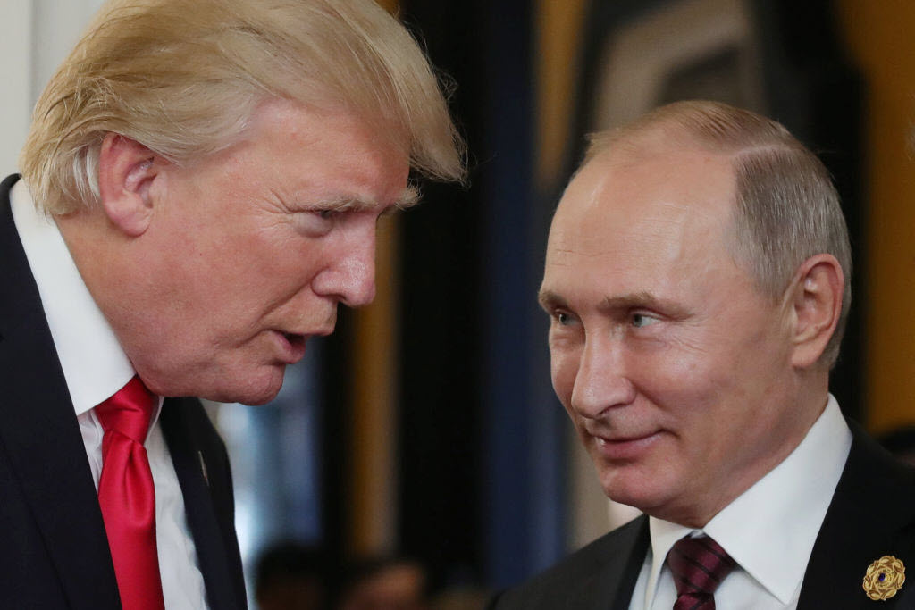 All eyes on Trump-Putin summit in Helsinki today