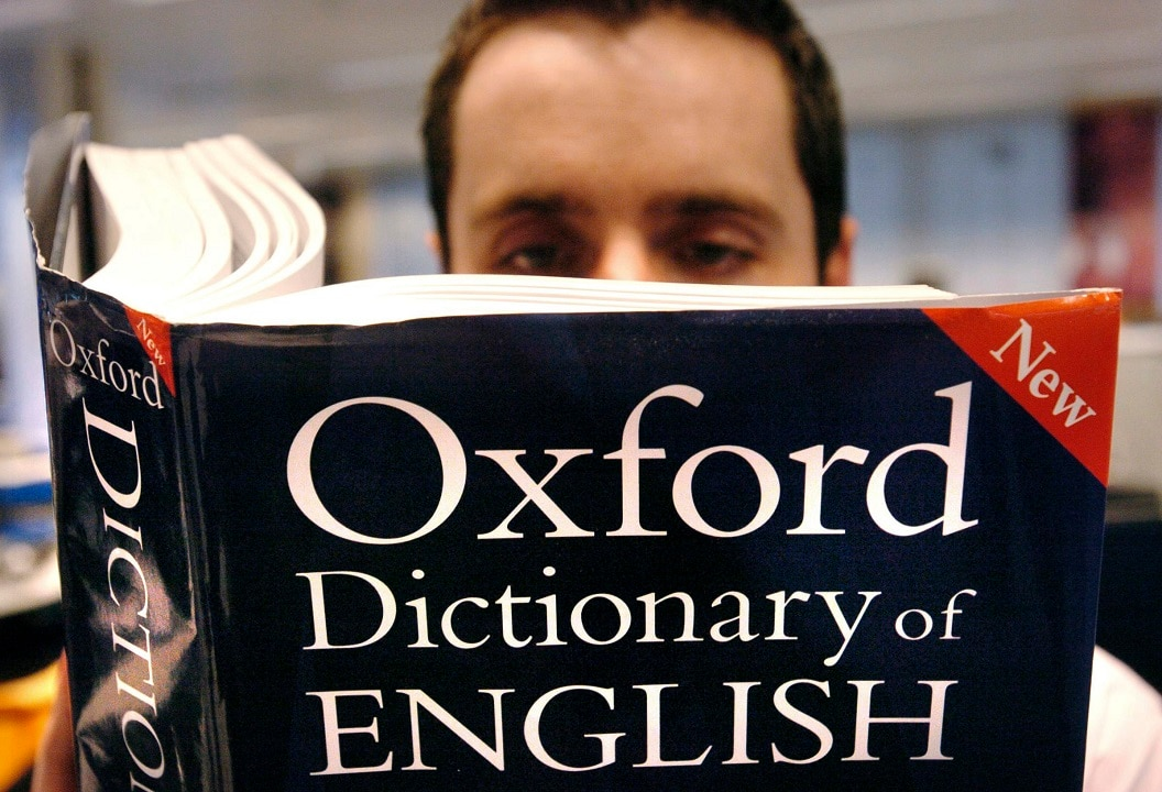 The Oxford Dictionary sums up the mood of the year in one word.