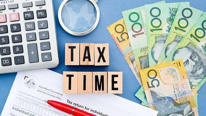 Tax time 2021