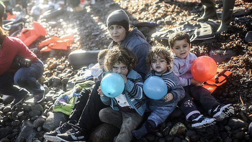 Image for read more article 'Who are the Yazidis and why are they persecuted?'