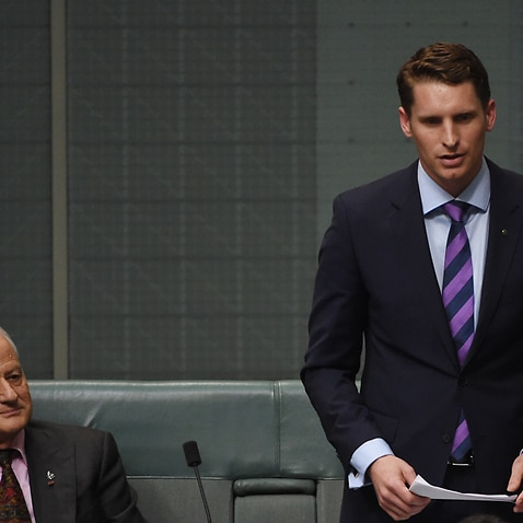 Member for Canning Andrew Hastie
