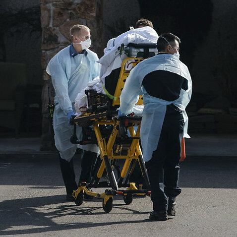 米国での公式のコロナウイルスによる死亡者数は現在10万人を超えています。