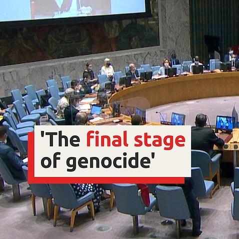 Survivors relieved after court upholds Ratko Mladic genocide conviction