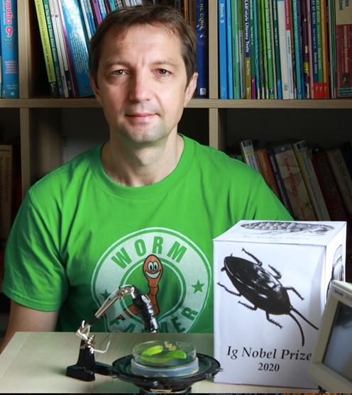 Melbourne academic Andriy Pototsky