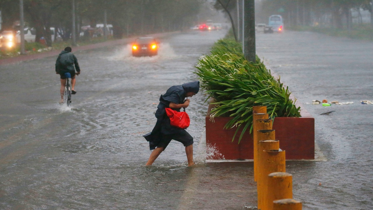 Typhoon Mangkhut leaves death and destruction from Hong Kong to Philippines