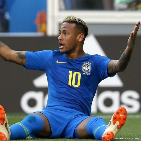 Captain Neymar Helps Brazil To 2-0 Win Over United States