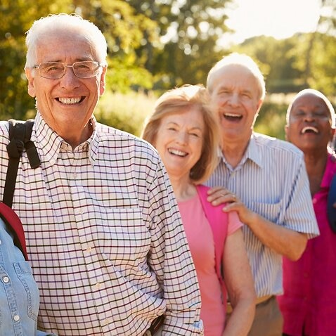 Life expectancy continues to improve