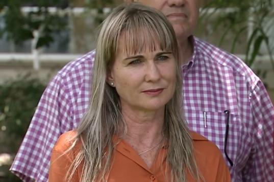Priscilla Atkins, North Australian Aboriginal Justice Agency.
