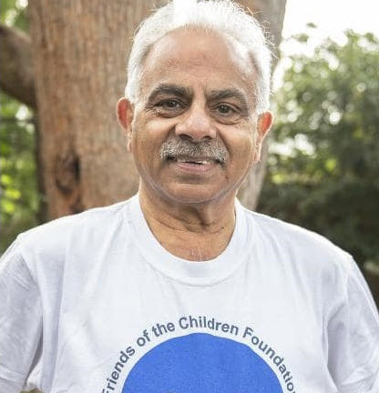 Shashi Kochar is a former interpreter