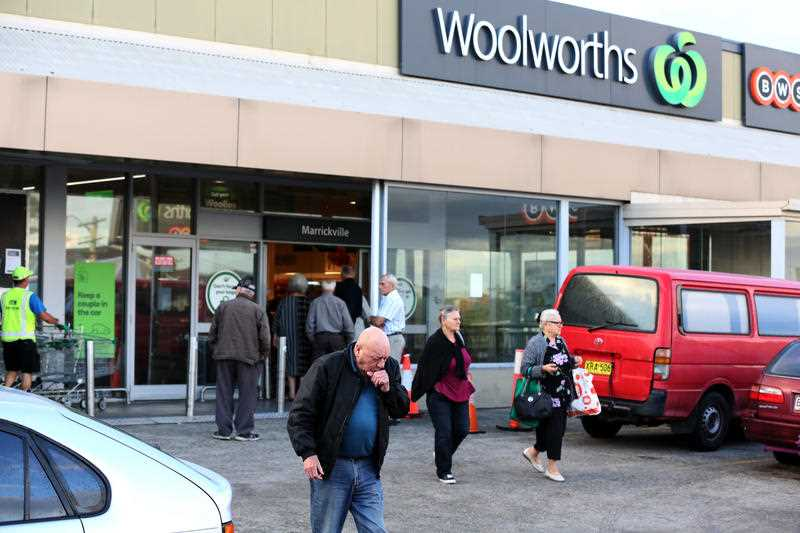Supermarket giant Woolworths is looking to hire 20,000 people.